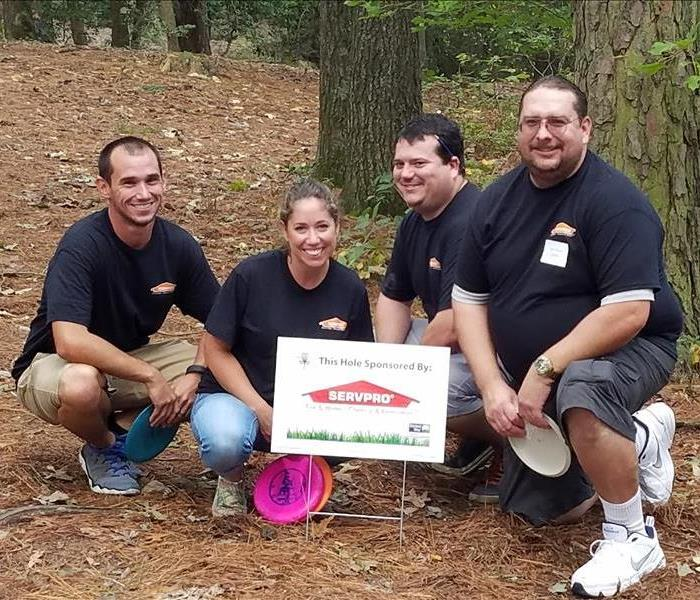 2016 RPS Frisbee Golf Tournament