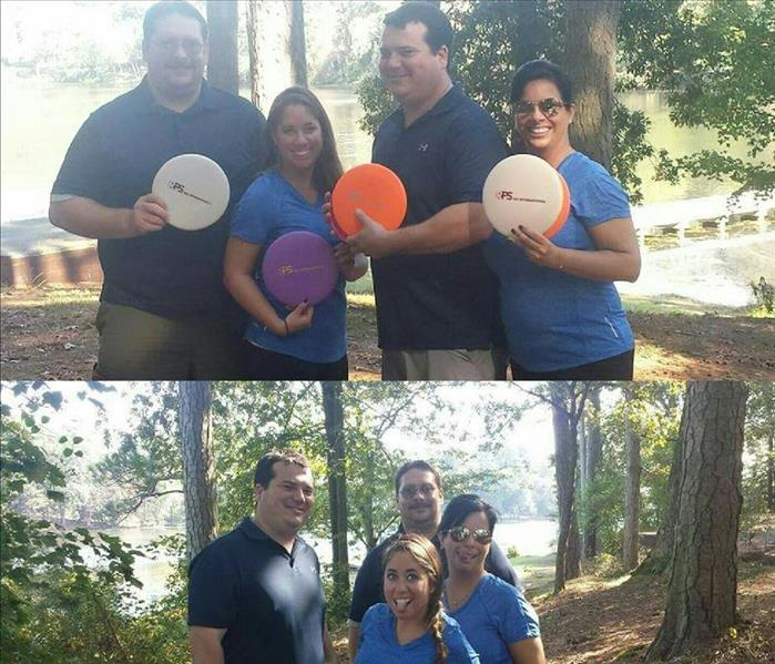 2015 RPS Frisbee Golf Tournament